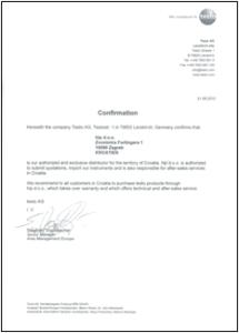 Thumb-Testo sevice - Confirmation 2015