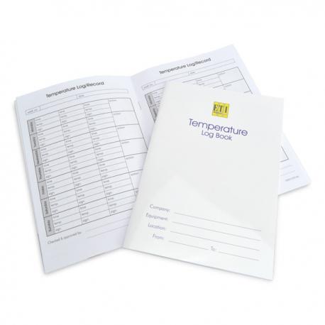 temperature-log-book